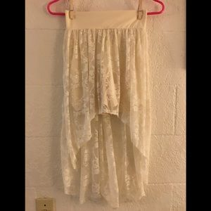 Women's SA Adult Small Balera Dance Costume Skirt
